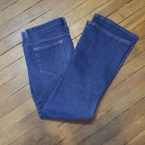 Lands End petite womens jeans